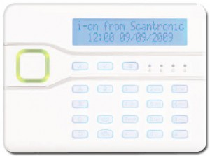 Scantronic Alarm System